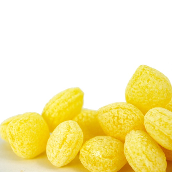 Zitronenbonbons