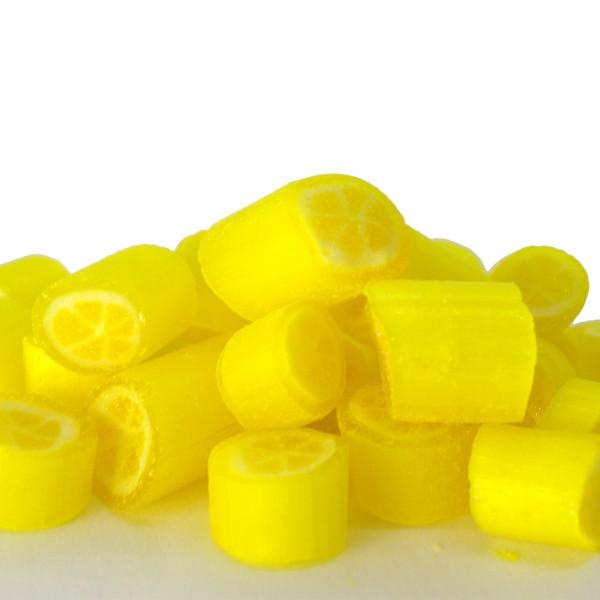 Rockbonbon Zitrone