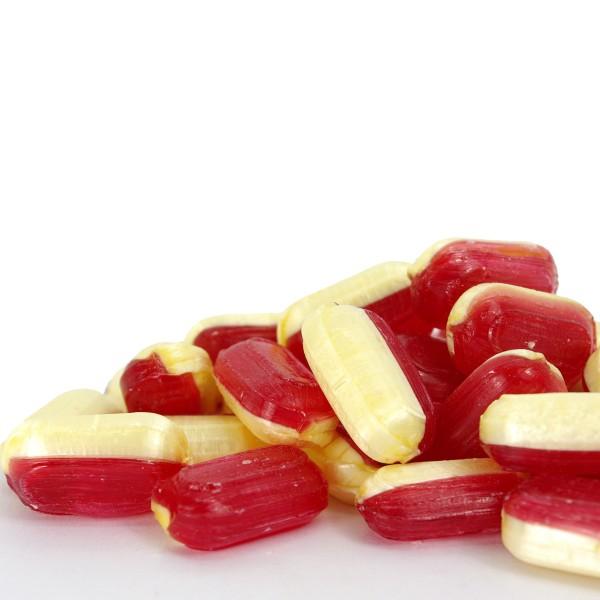 Rote Grütze / Erbeer-Vanille