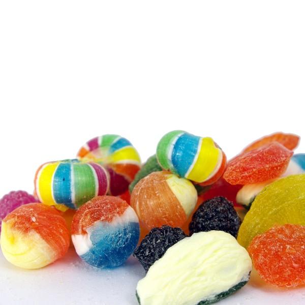 Zuckerfrei Früchtemix