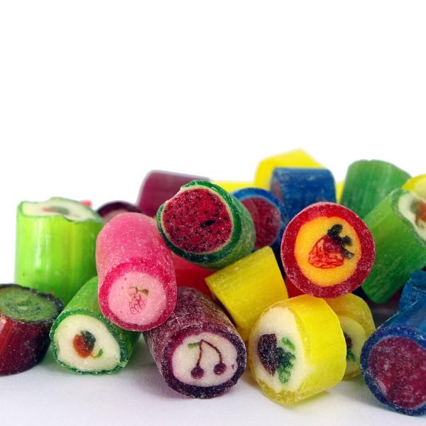 Rockbonbon Frucht-Mix